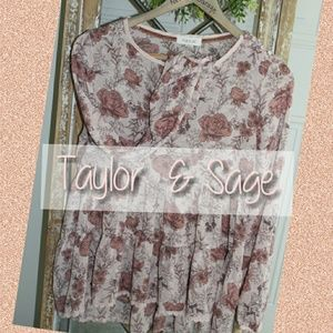 Taylor & Sage Top